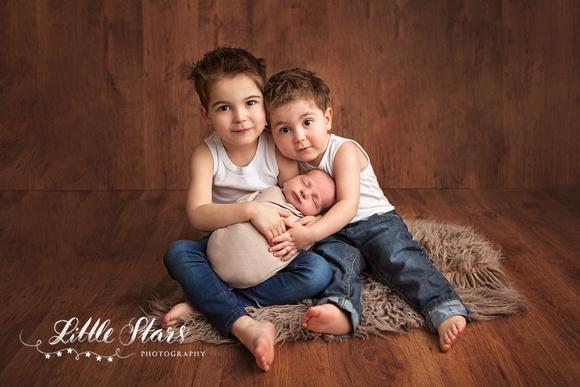 Photographe des nouveaux-nés Bruxelles